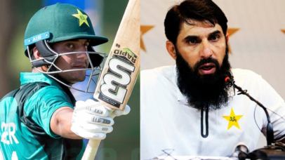 Misbah looking forward to involve Haider Ali in the second test 1