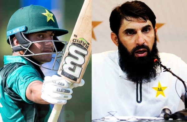 Misbah looking forward to involve Haider Ali in the second test 3
