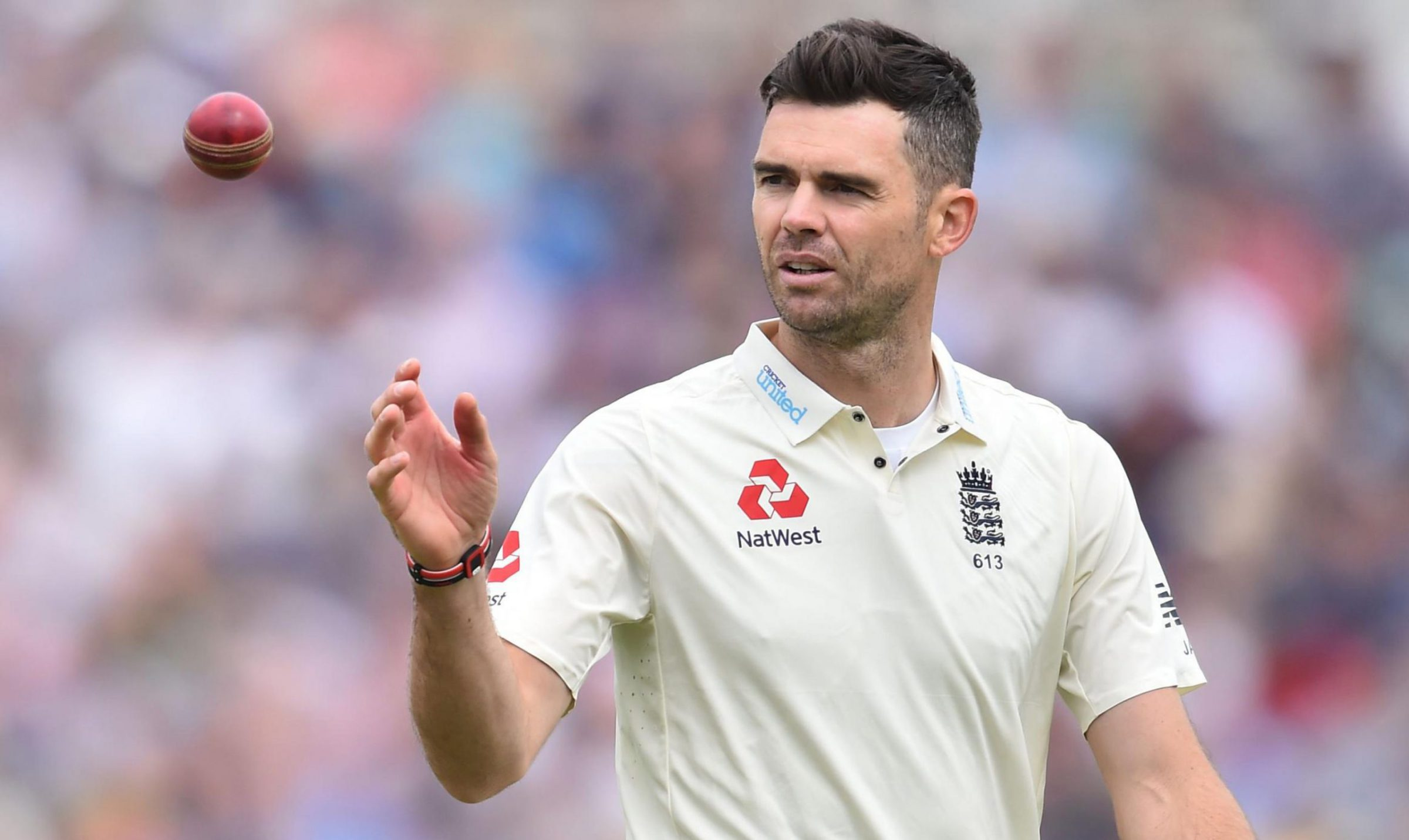 James Anderson diminished retirement's rumors. Image courtesy: EssentiallySports