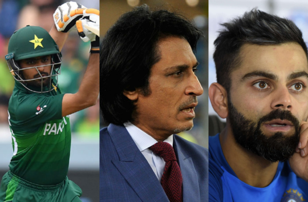 Ramiz Raja not inspired by Babar's captaincy, advises him to learn from Kohli