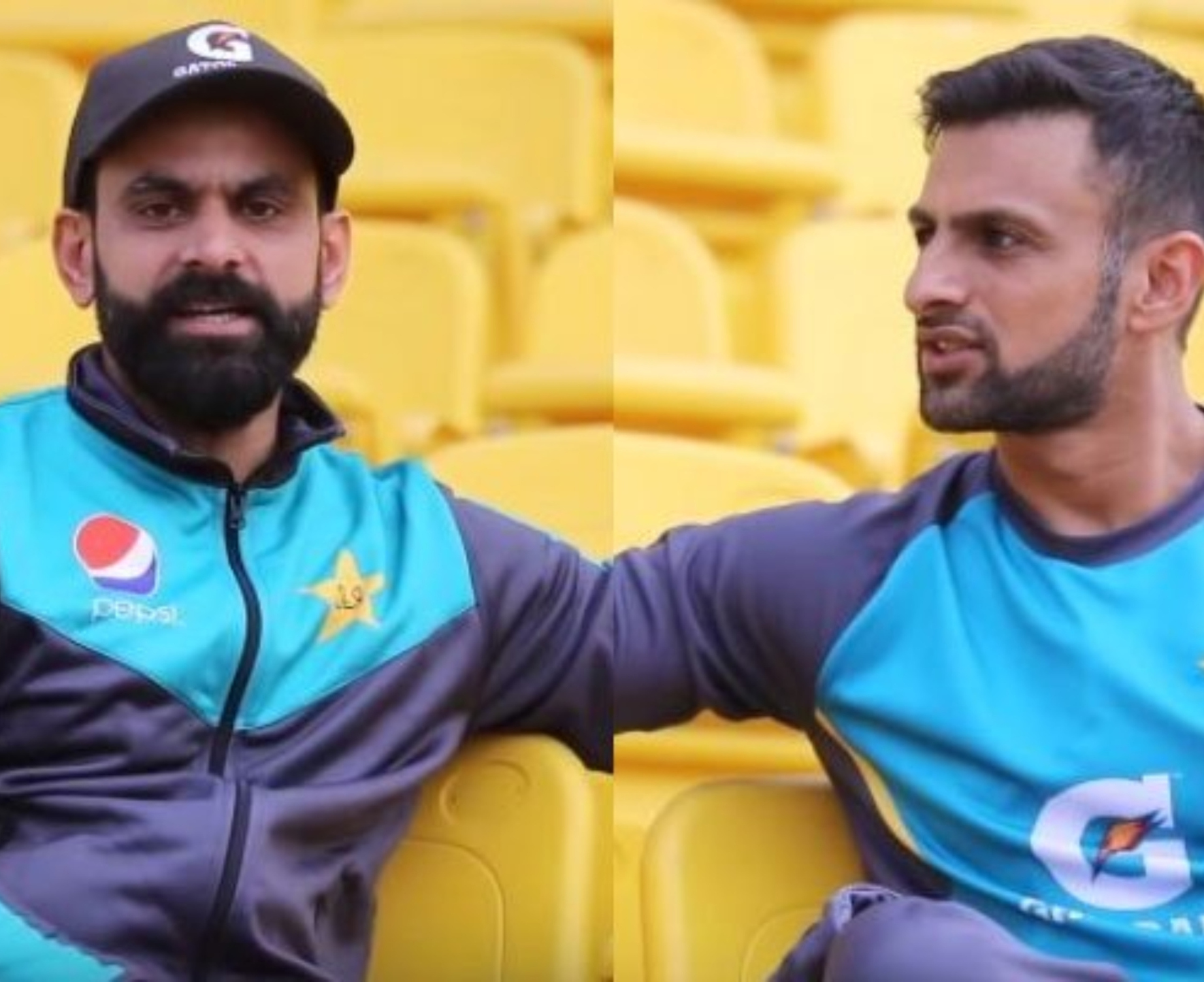 Wahab, Amir, Hafeez, and Malik to get the salary of 'A' category