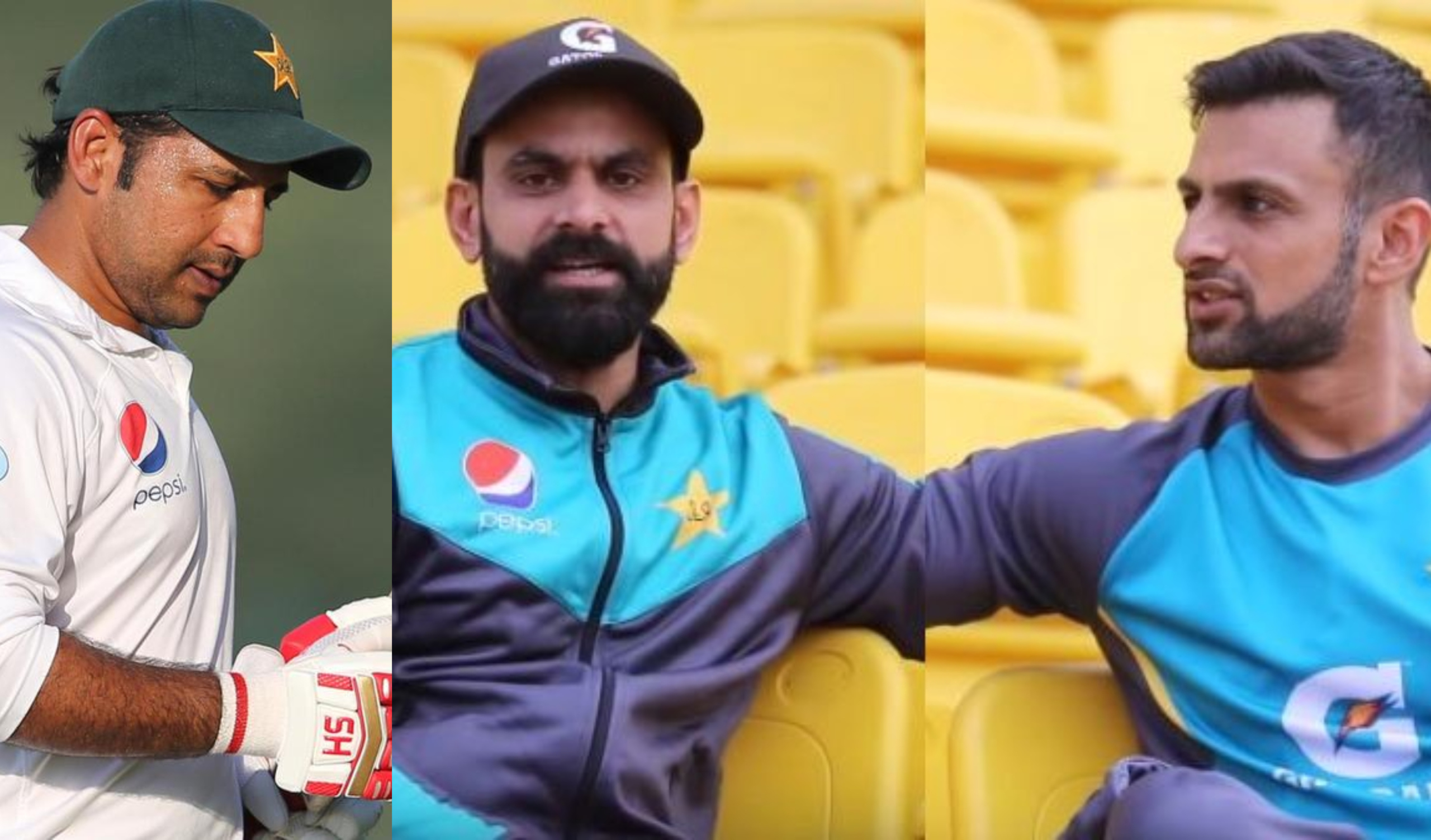 Rashid Latif: If Hafeez and Shoaib Malik can play, then Sarfaraz Ahmed can also play