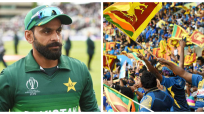 Mohammad Hafeez included among 93 international players for Lanka Premier League (LPL). Image courtesy: Green Team