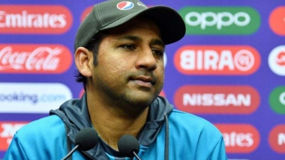 Sarfaraz Ahmed posts a message for his critics