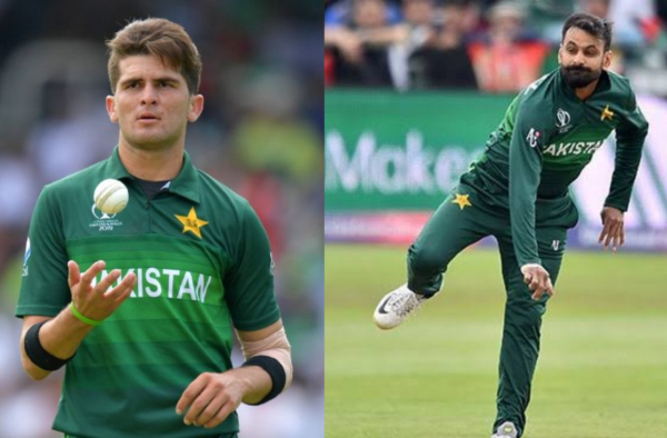 A massive jump for Hafeez and Shaheen in ICC T20I player rankings