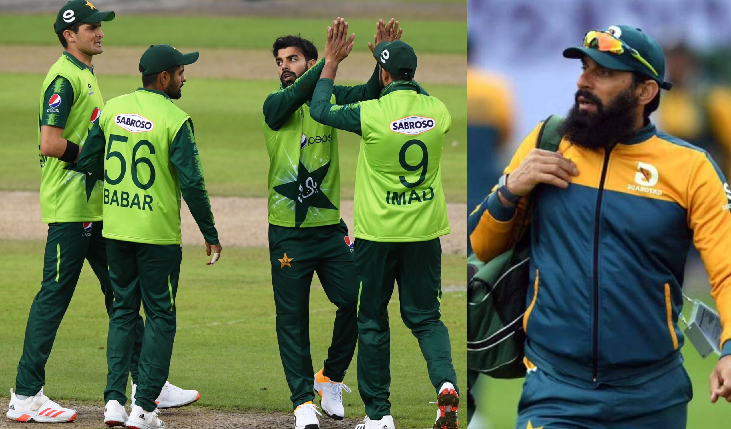 Misbah takes the credit of Pakistan's failure against England