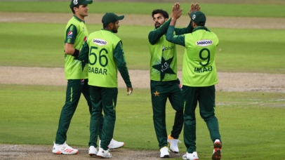 Pakistan looking forward to grabbing the first and last winning chance against England. Image: PCB