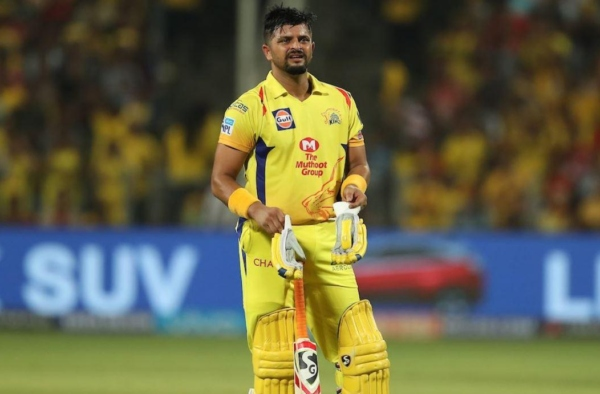 Reports: Raina removed from CSK Whatsapp group