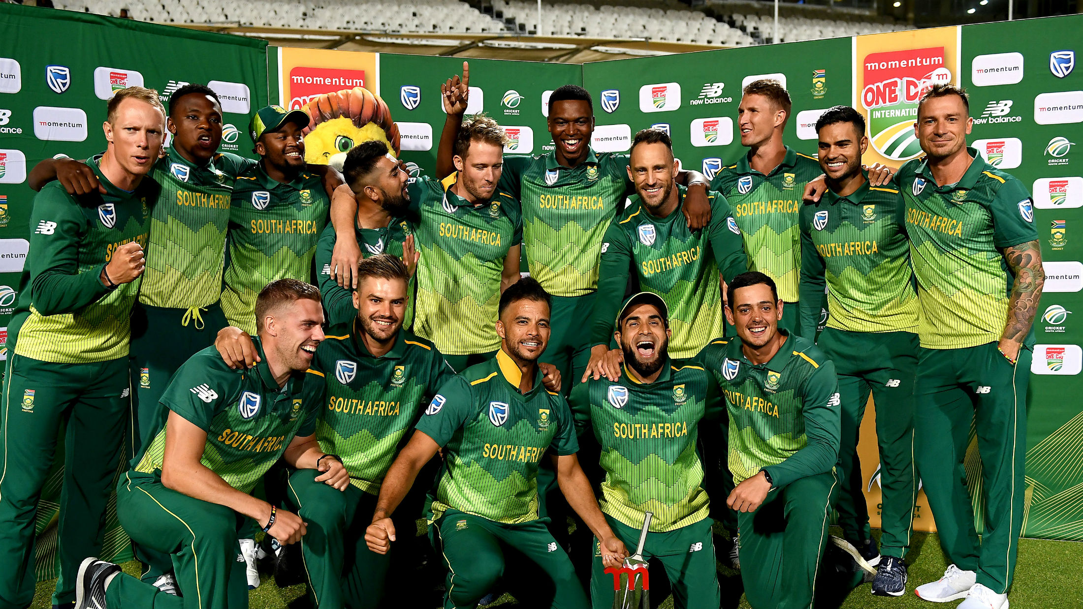Cricket South Africa (CSA) suspended by the government