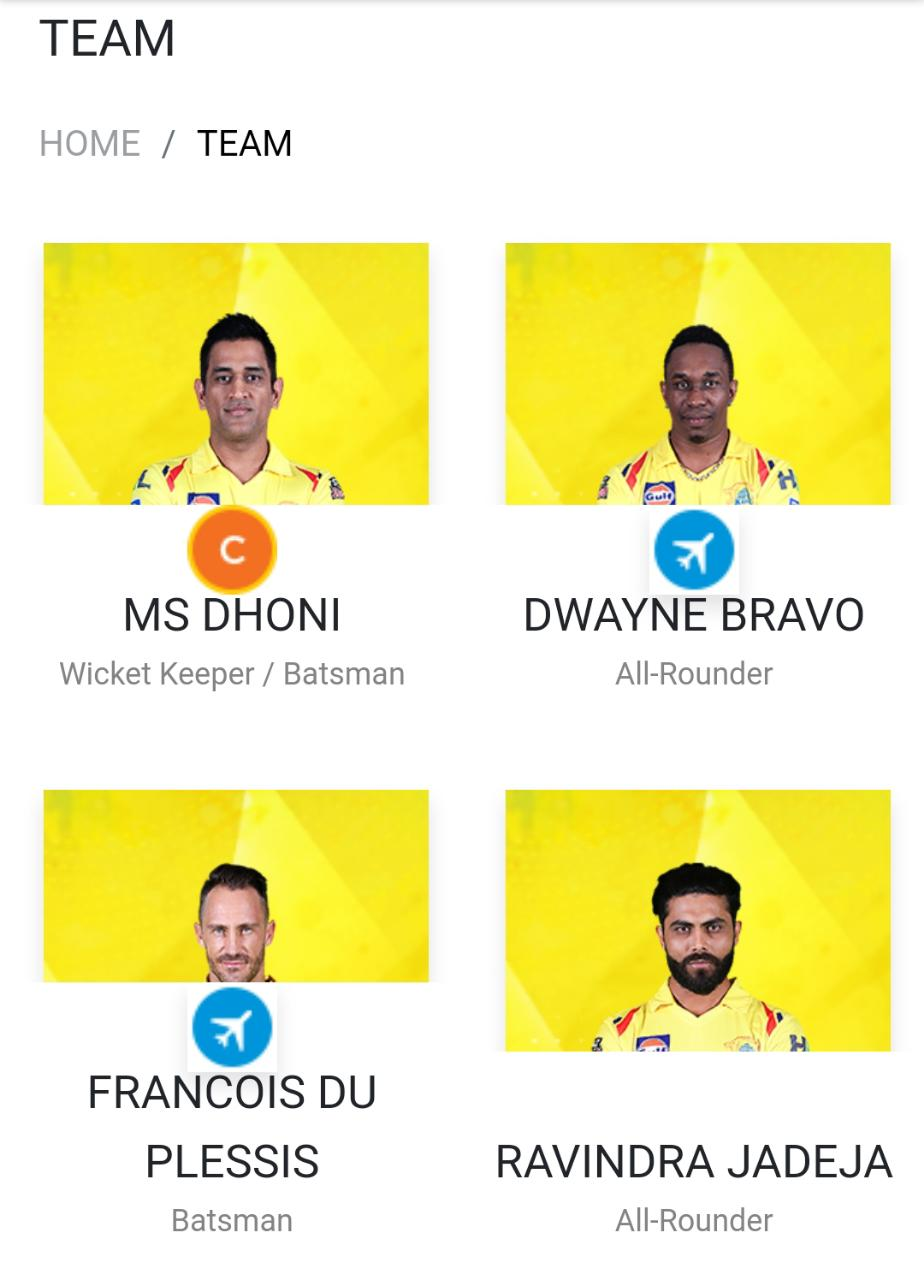 IPL 2020: CSK remove Suresh Raina's names from their website 1