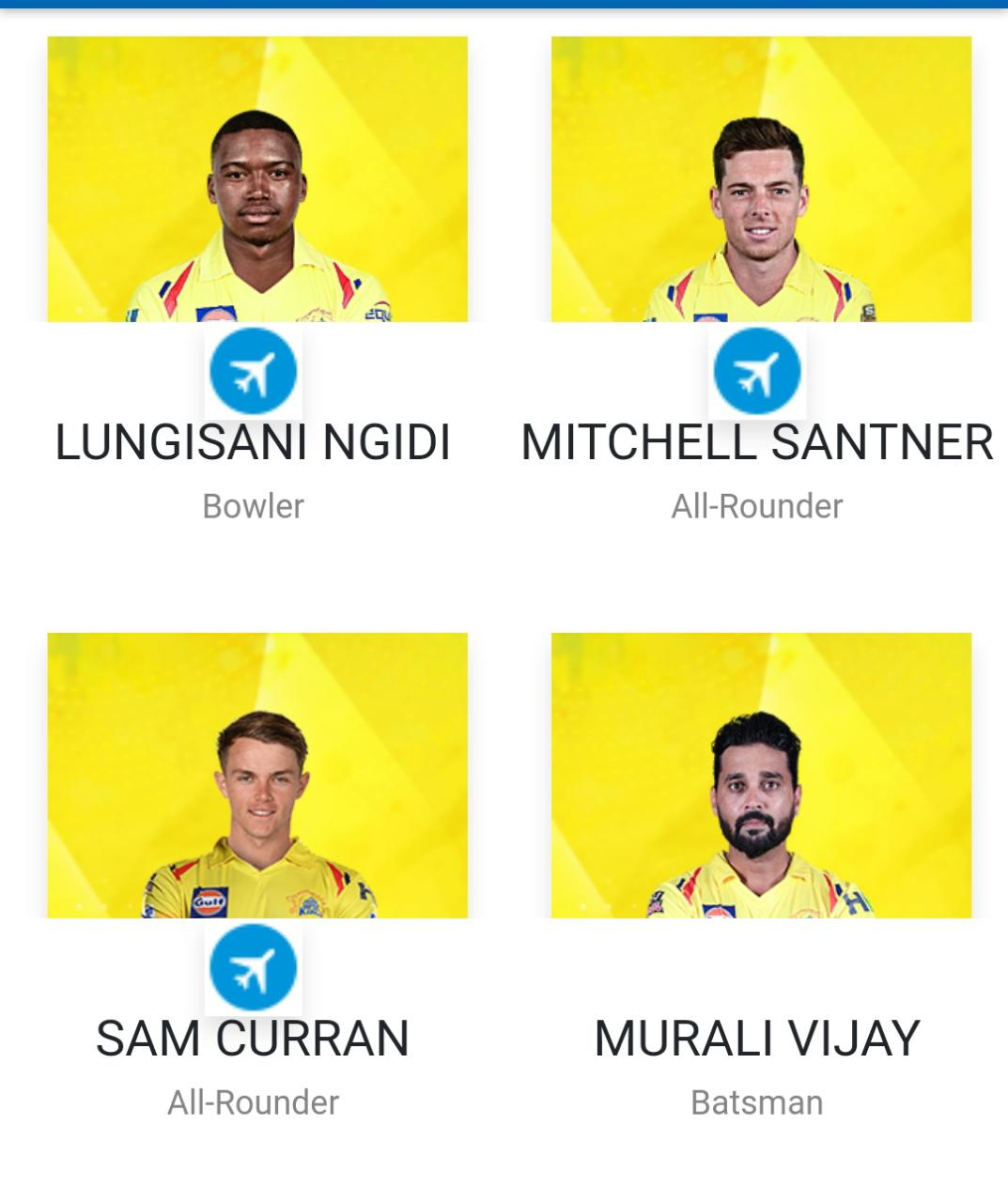 IPL 2020: CSK remove Suresh Raina's names from their website 4