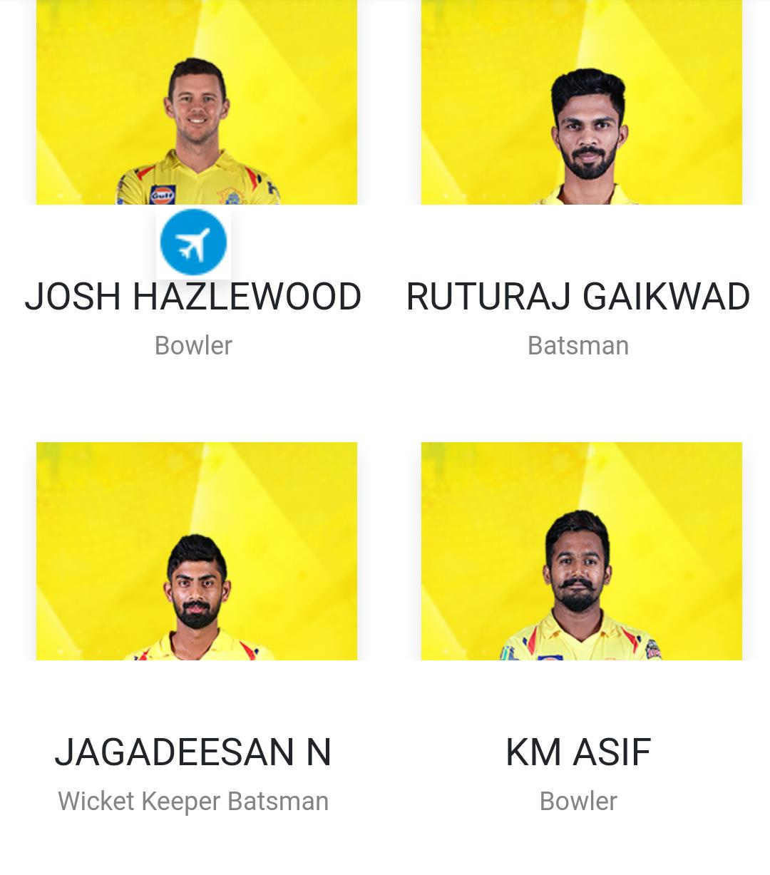 IPL 2020: CSK remove Suresh Raina's names from their website 2