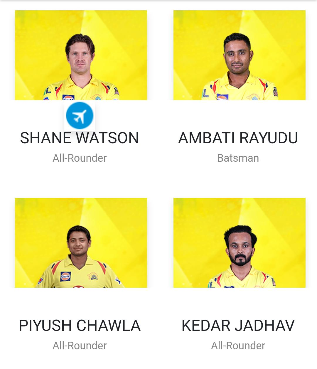IPL 2020: CSK remove Suresh Raina's names from their website 3