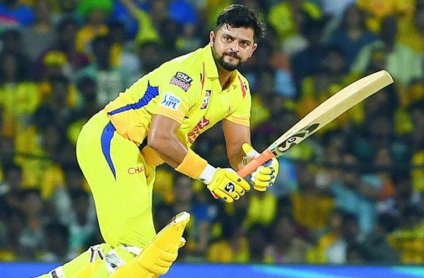 CSK remove Suresh Raina's names from their website