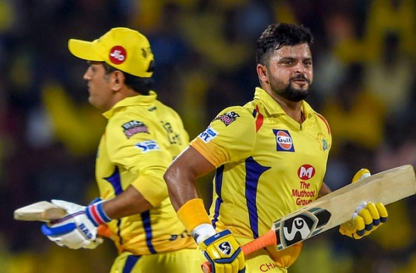 Suresh Raina will be back after missing a few matches