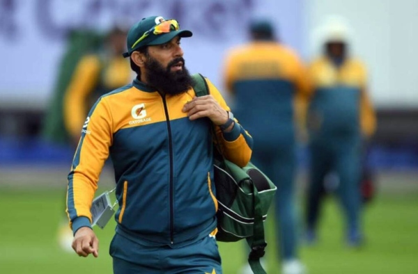 Misbah ul Haq's time as chief selector comes to an end