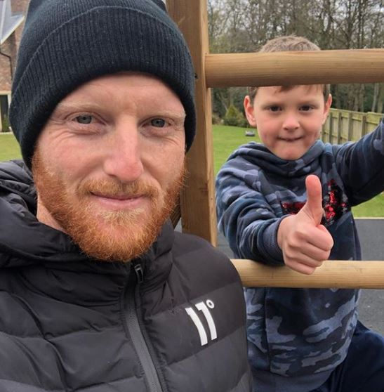 Ben Stokes starts practicing at Christchurch