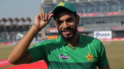 You might see Haris Rauf playing in all three formats