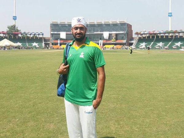 Pakistani Sikh bowler opens up on discrimination he had faced