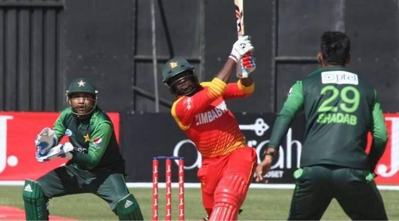 PCB announces Pakistan squad for first ODI against Zimbabwe