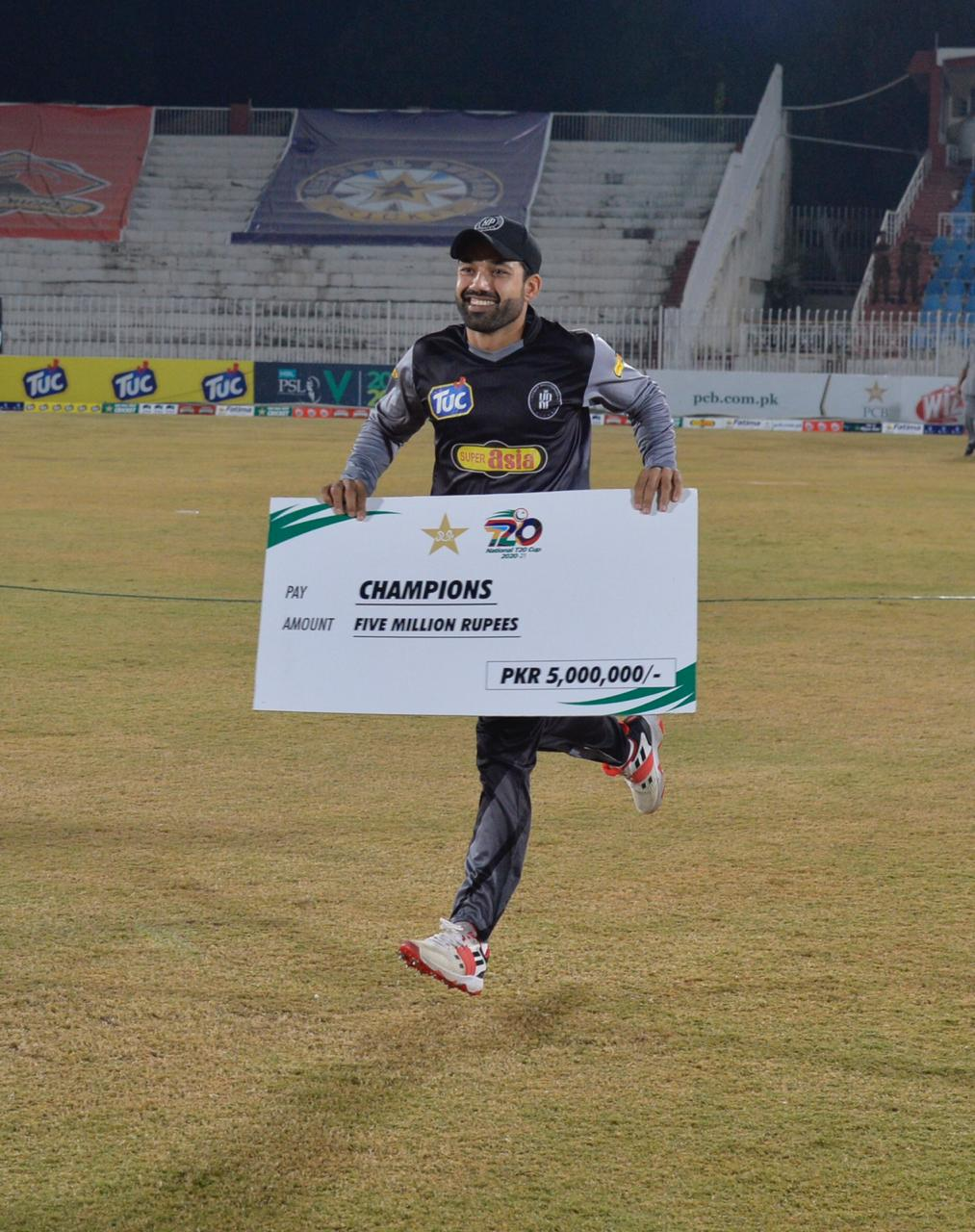 Rizwan blooms in commanding KPK, Is this the end to Sarfaraz's international career?