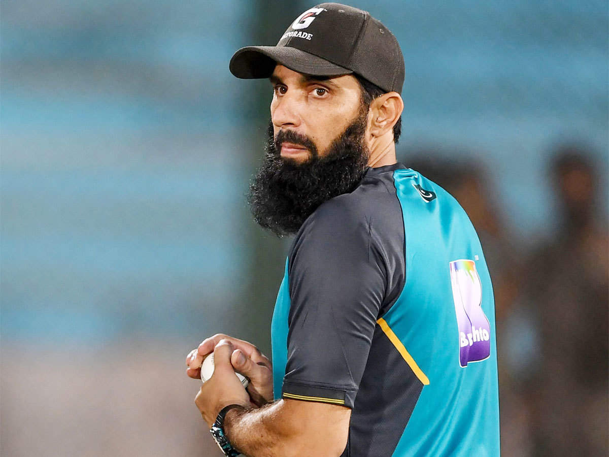 Misbah ul Haq steps down as chief selector of PCB