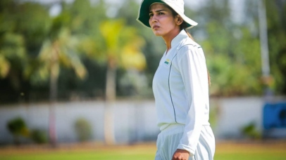 Kainat Imtiaz looking to cement her place in the national team