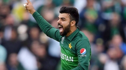 Shadab Khan to miss the first T20 against Zimbabwe