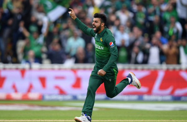 Shadab Khan likely to play 3rd T20I against Zimbabwe