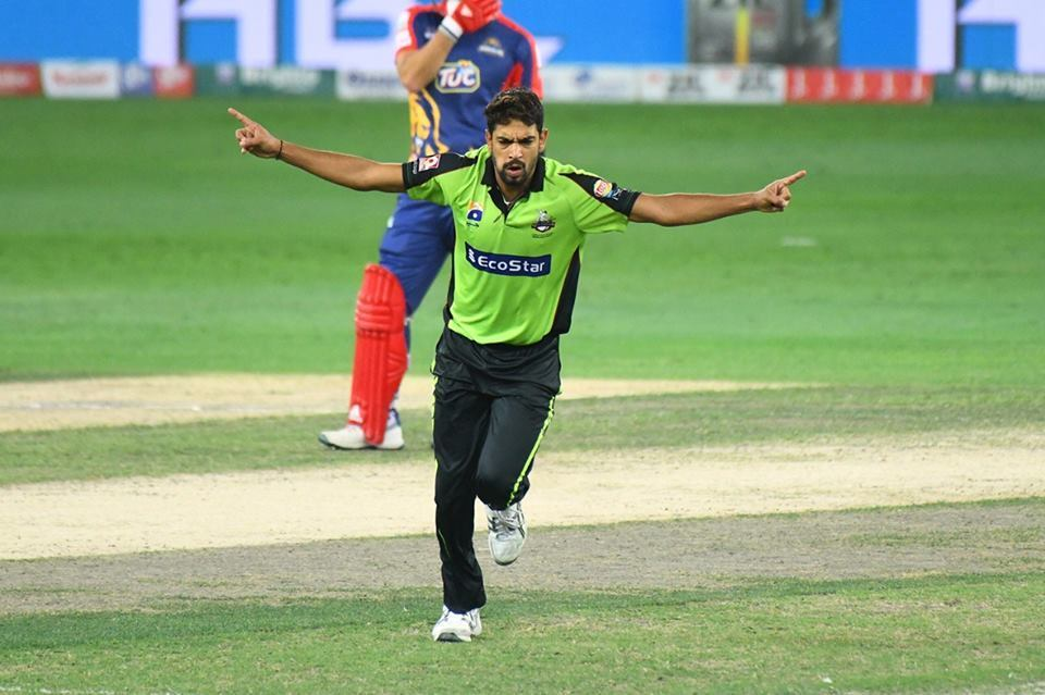 Haris Rauf tops the table with most T20 wickets