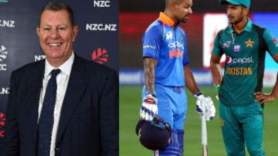 Greg Barclay opens up on geopolitics affecting Indo-Pak cricket