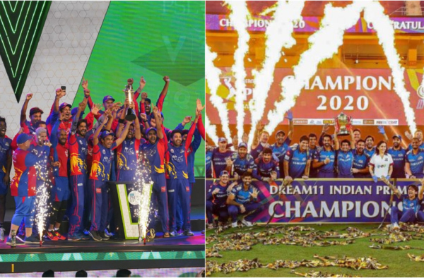 Surprising similarities between the final of IPL 2020 and PSL 2020 2