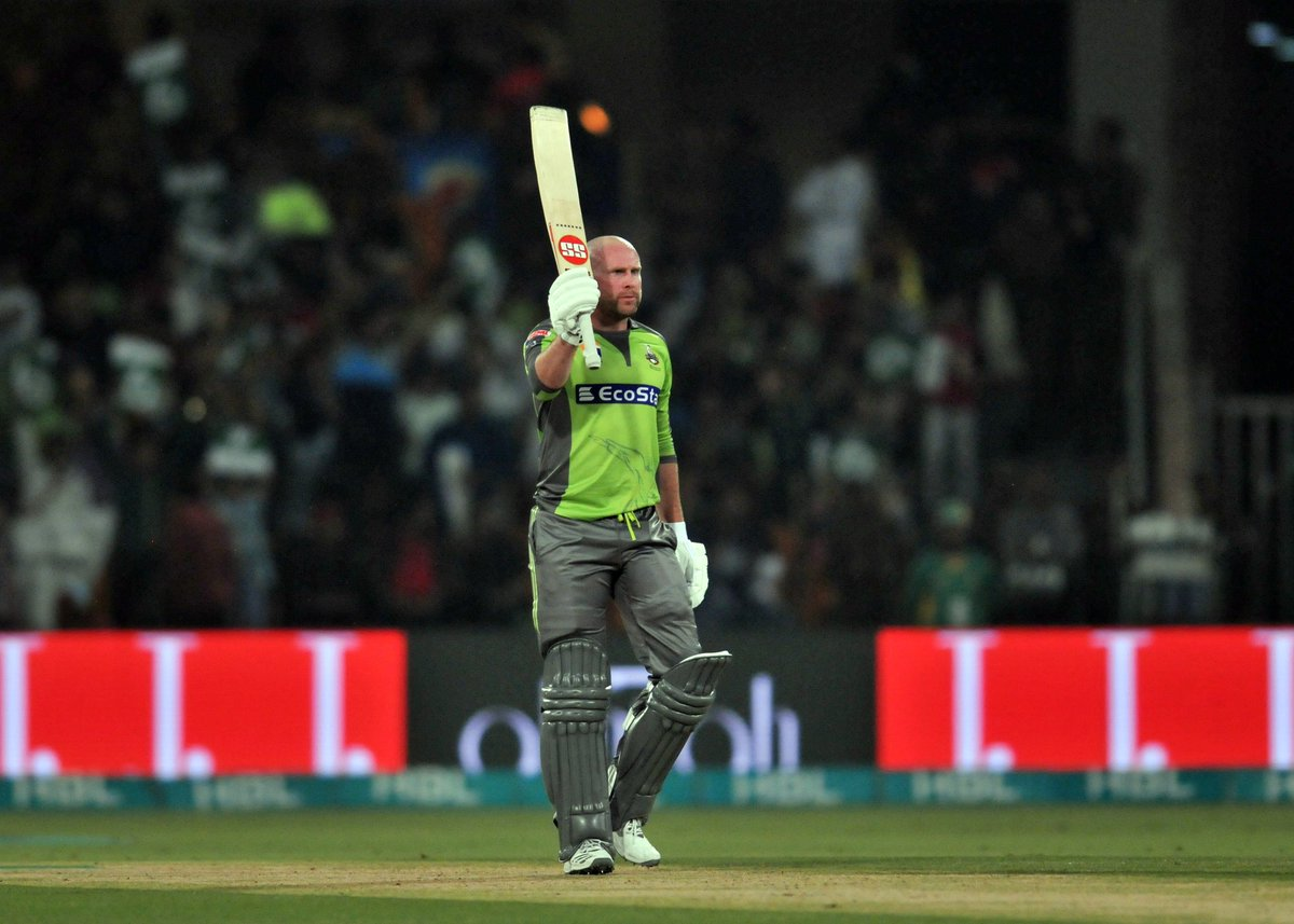 'Do whatever it takes,' Ben Dunk confident for Lahore Qalandars victory