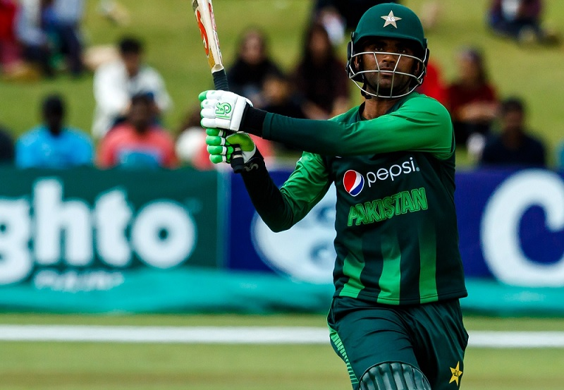 Another failure for Fakhar Zaman: Pak vs Zim, 2nd T20I
