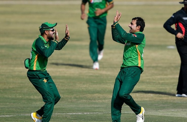 Second match and second five-wicket haul for Pakistan, Iftikhar strikes this time