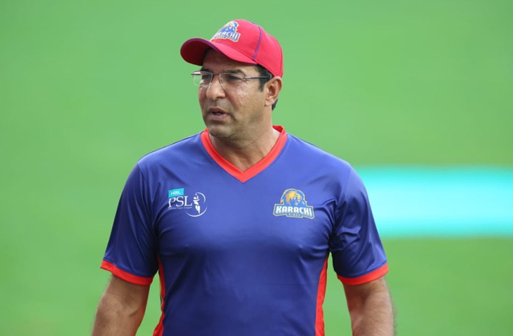 PSL 2020: Wasim Akram to be the head coach of Karachi Kings