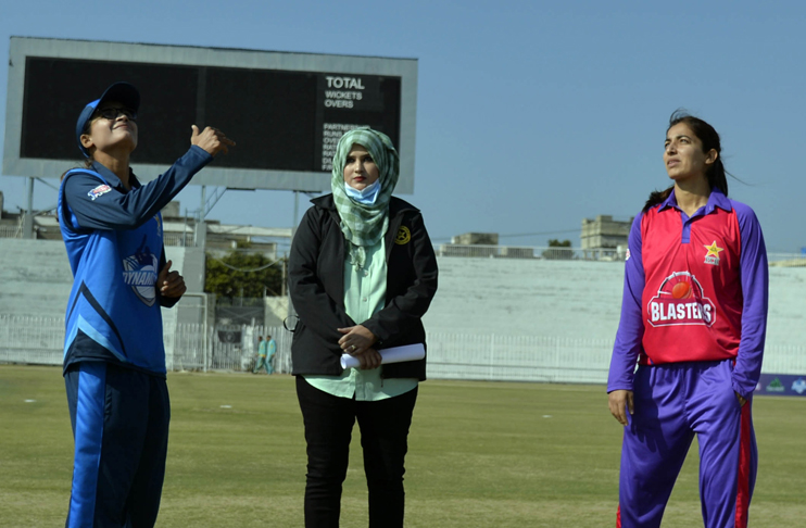 Saman Zulfiqar: Pakistan's first female match referee
