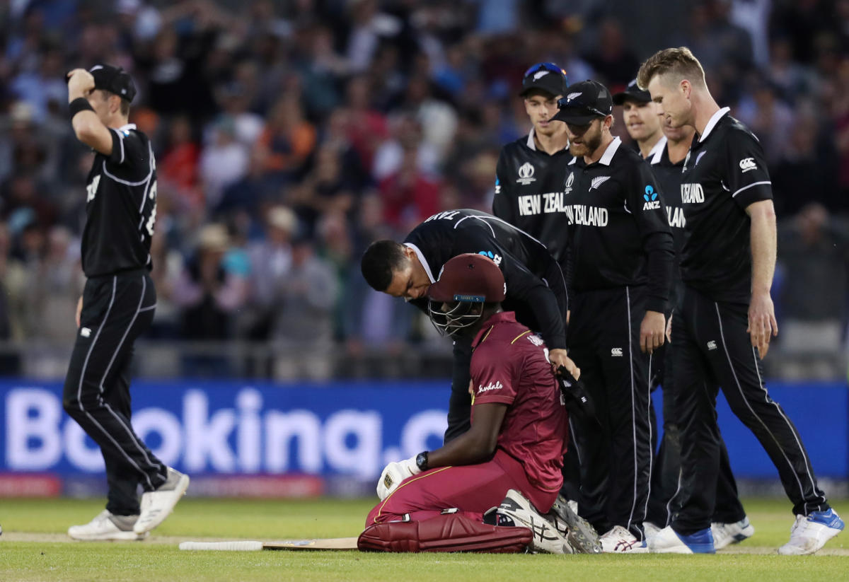 New Zealand announce 12 man squad for the T20I series against West Indies