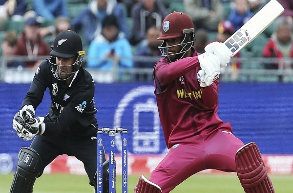 NZ vs WI Live Score