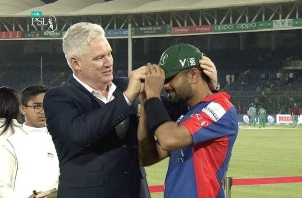 Babar Azam dedicates Karachi Kings victory to late Dean Jones