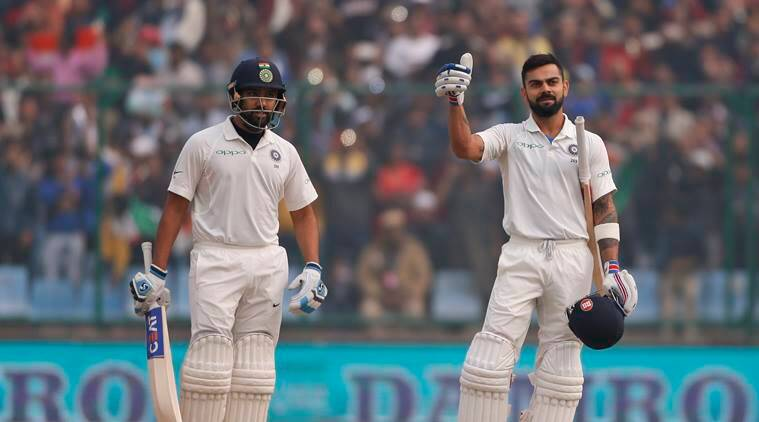 India vs Australia, test-match series: Rohit Sharma named as Kohli's replacement after the first test