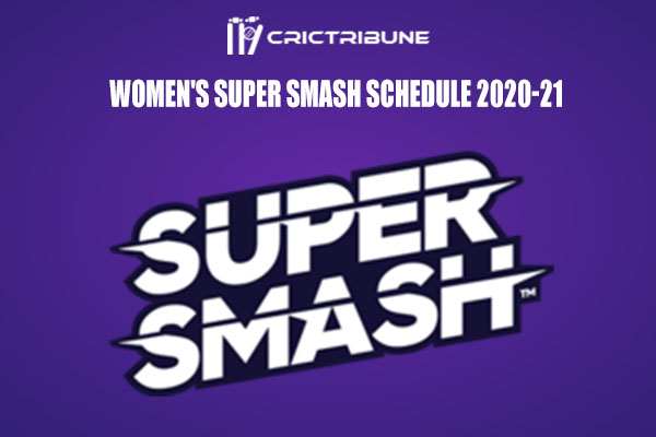 Women's Super Smash Live Score Schedule 2020-21: Women's domestic cricket returns to New Zealand with the Women's Super Smash T20 2020-21 which is set to begin.