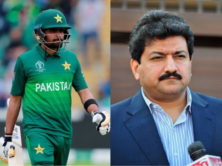 Hamid Mir: Babar should not be allowed to play cricket until proven innocent