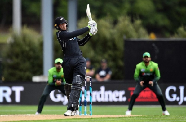 New Zealand announces T20I squad against Pakistan