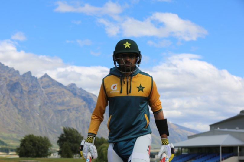 Pak vs SA: Babar Azam all set to captain the first test match