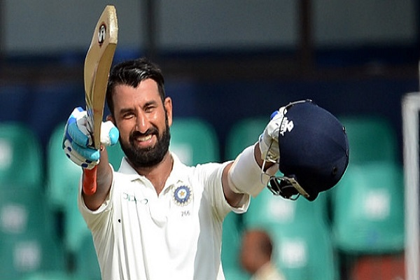 Cheteshwar Pujara say,On the off chance that another accomplice is attempting to take the bowler on, it permits me to play my common game 1