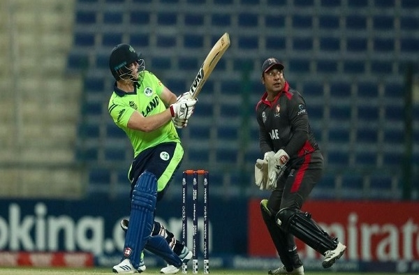 UAE vs IRE Live Score