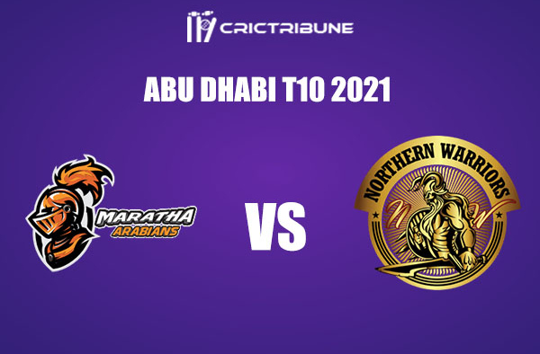 MA vs NW Live Score, In the Match of Abu Dhabi T10 League 2021 which will be played at Sheikh Zayed Stadium, Abu Dhabi. MA vs NW Live Score, Match between......