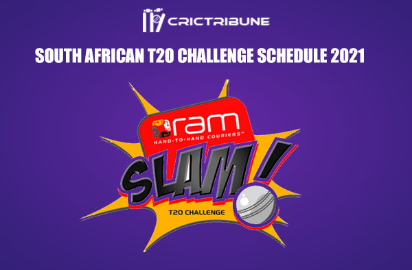 South African T20 Live Score