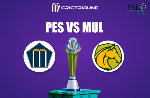 PES vs MUL Live Score, In the Match of Pakistan Super League 2021 which will be played at National Stadium, Karachi.PES vs MUL Live Score, Match between Peshawa